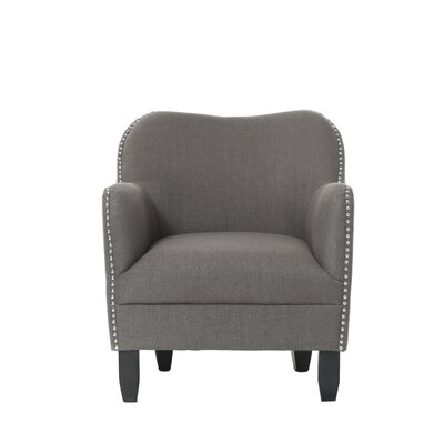 Fulmore Armchair Upholstery: Dark Grey