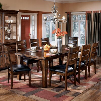Spencerville 9 Piece Dining Set