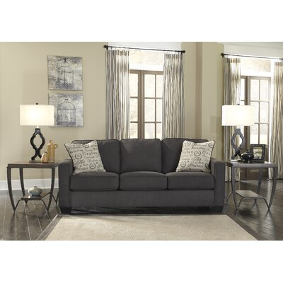 Deerpark Sofa Upholstery: Charcoal