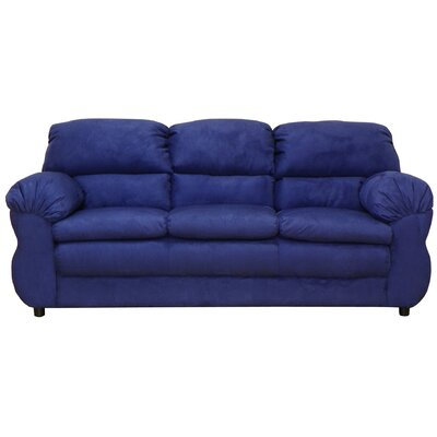 Alluvial Sofa Upholstery: Mission Cobalt