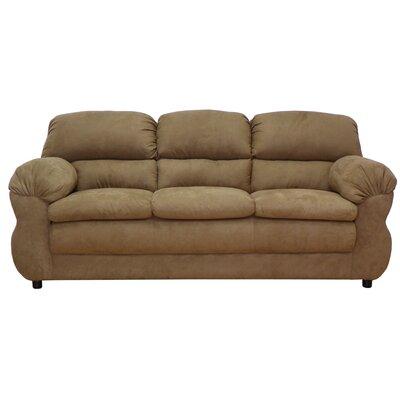 Alluvial Sofa Upholstery: Bulldozer Mocha