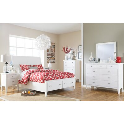 Wagonhouse Panel Customizable Bedroom Set