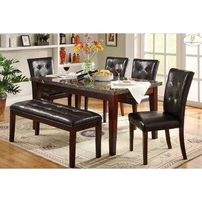 Blackwater 6 Piece Dining Set