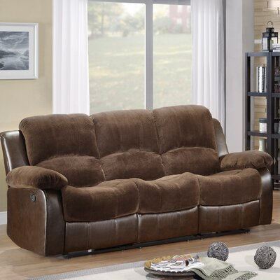 RDBS1425 27548207 RDBS1425 Red Barrel Studio Parkersburg Double Reclining Sofa