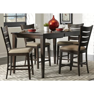 Hulings 5 Piece Dining Set