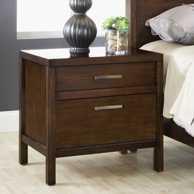 Middleton 2 Drawer Nightstand