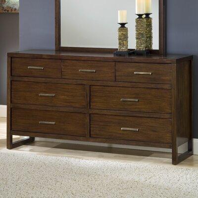 De La Vega 7 Drawer Standard Dresser