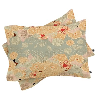 Big Island Creme De La Creme Pillowcase Size: King