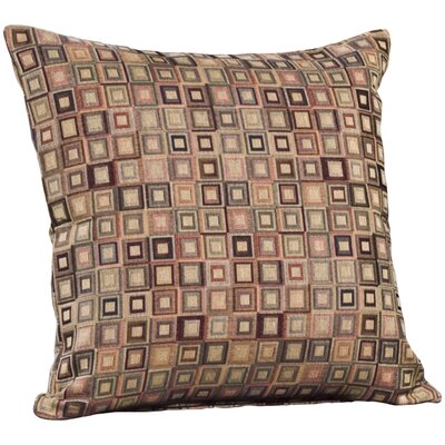 Cahaba Throw Pillow (Set of 2) Size: 26 x 26
