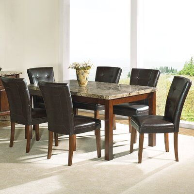 Valholl Kettle 7 Piece Dining Set