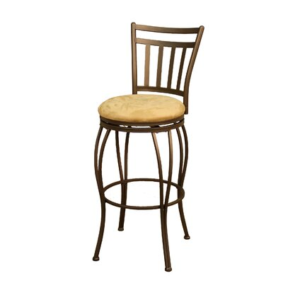 Firehouse 30 Swivel Bar Stool