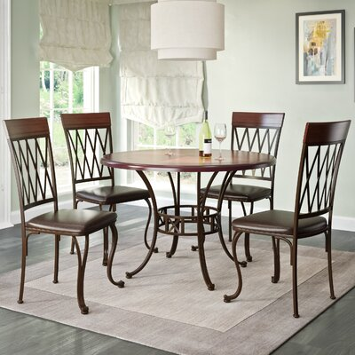 Gravity 5 Piece Dining Set