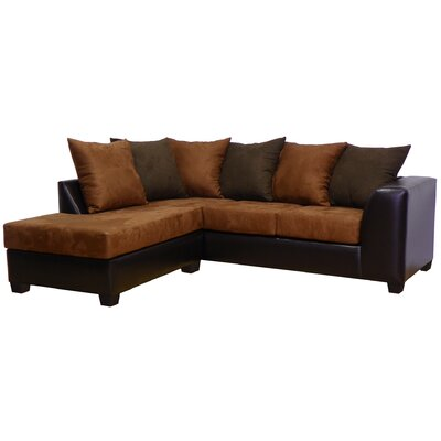 Red Barrel Studio RDBS1621 27710994 Overbey Left Hand Facing Sectional