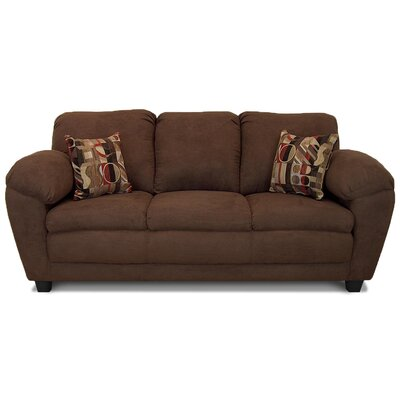 Curren Sofa Upholstery: Bulldozer Java