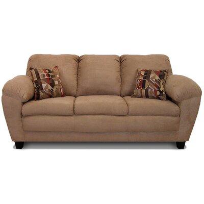 Curren Sofa Upholstery: Bulldozer Mocha