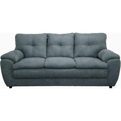 Beneduce Sofa Upholstery: Bulldozer Graphite