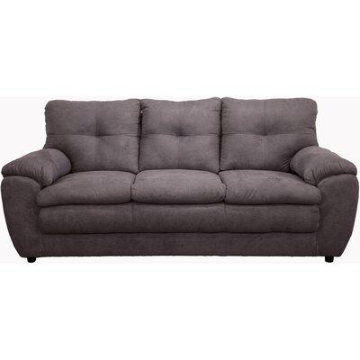 Beneduce Sofa Upholstery: Bulldozer Pewter