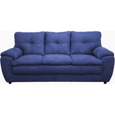 Beneduce Sofa Upholstery: Mission Cobalt