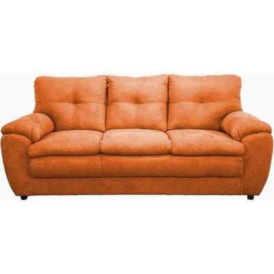Beneduce Sofa Upholstery: Mission Tangerine