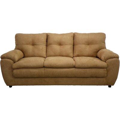 Beneduce Sofa Upholstery: Bulldozer Mocha