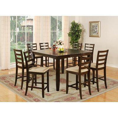 Tamarack 5 Piece Counter Height Dining Set