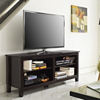 Folklore Wood 58 TV Stand Color: Espresso