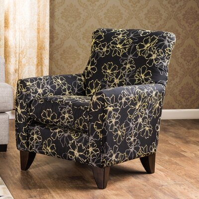 Yellowstone Valley Contemporary Armchair