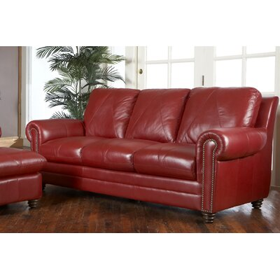 Barnstormer Leather Sofa