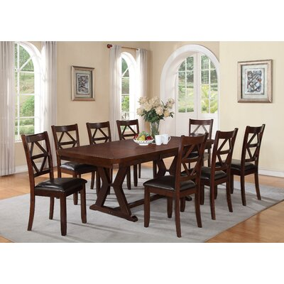 Beaver Creek 9 Piece Dining Set
