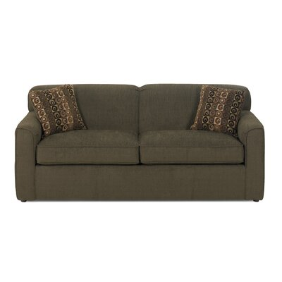 Waikiki Queen Sleeper Sofa Upholstery: Reggae Rainforest, Size: Full, Mattress Type: Innerspring