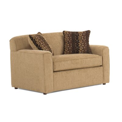 Waikiki Queen Sleeper Sofa Upholstery: Reggae Barley, Mattress Type: Memory Foam, Size: Twin