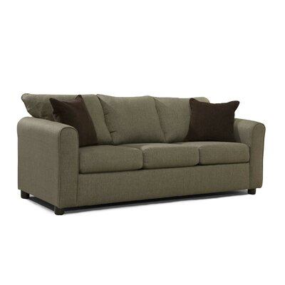 Serta Upholstery Martin House Modern Sleeper Sofa Upholstery: Flyer Wine / Euphoria