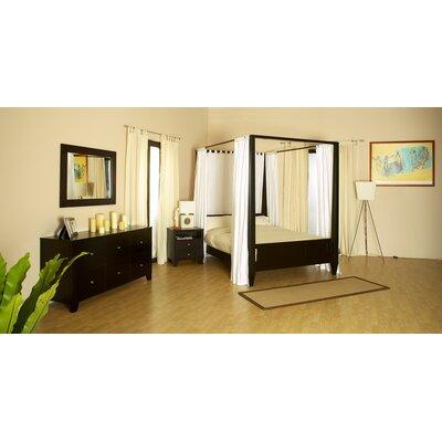 Otterville 4 Piece Bedroom Set Size: Queen
