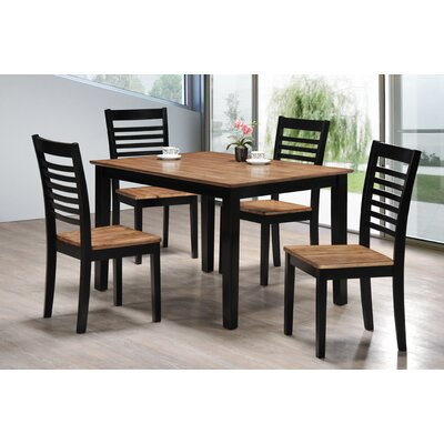 Simmons Casegoods Gold Rush 5 Piece Dining Set