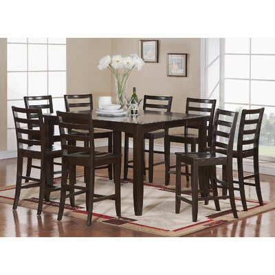 Tamarack 5 Piece Counter Height Dining Set