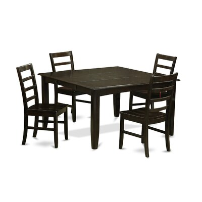 Tamarack 5 Piece Dining Set