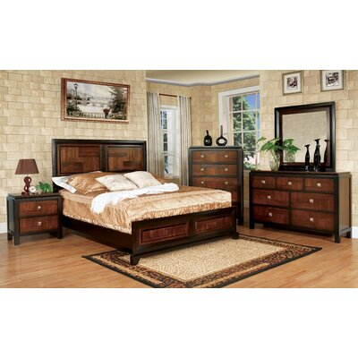 Diamondback Panel Customizable Bedroom Set