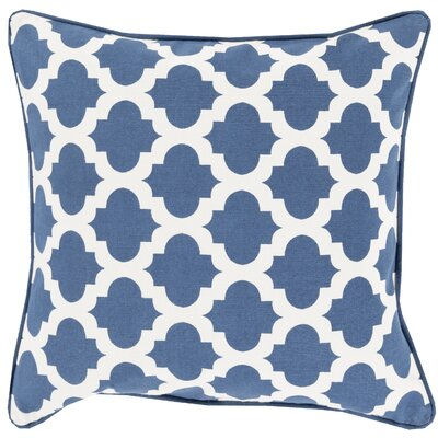 Frasure 100% Cotton Throw Pillow