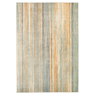 Roughtail Multi-Colored Area Rug Rug Size: 53 x 76