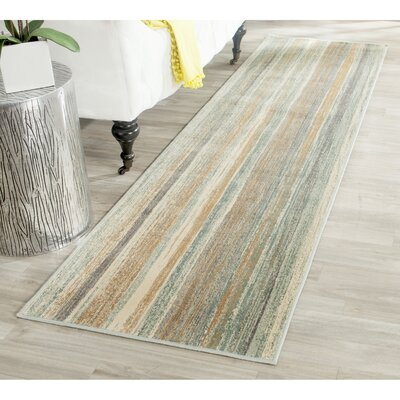 Roughtail Multi-Colored Area Rug Rug Size: 810 x 122