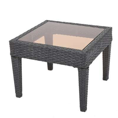 Eddings Side Table Finish: Grey