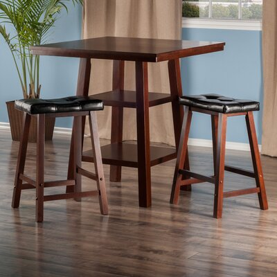 Pratt Street 3 Piece Dining Set