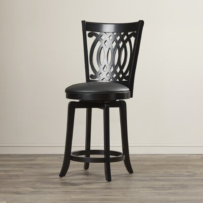 Linden 24 Swivel Bar Stool