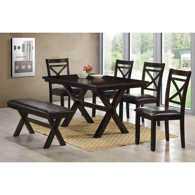 Johanson 6 Piece Dining Set