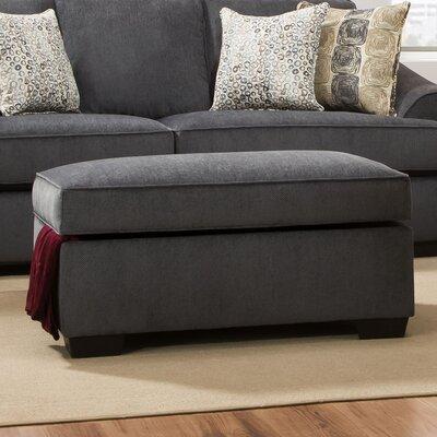 Simmons Upholstery Athena Outlaw Storage Ottoman