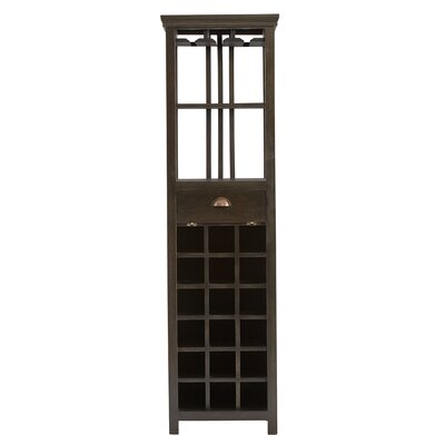 Rosado Tall 18 Bottle Wine Cabinet