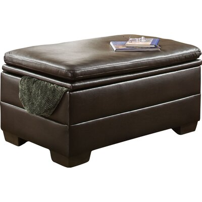 Simmons Upholstery Behrens Storage Ottoman