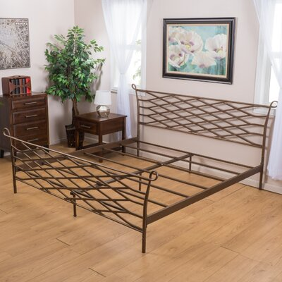 Ram Platform Bed Size: Cal King
