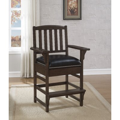 Covered Bridge Old Glade King Armchair