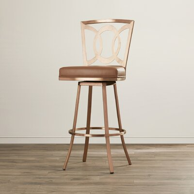 Chuckanut 30 inch Swivel Bar Stool